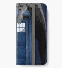 Weeping For The Doctor iPhone Wallet/Case/Skin