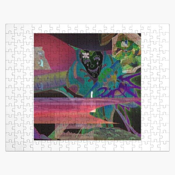 From Japan 500-piece jigsaw puzzle JoJo/'s Bizarre Adventure Golden wind ..