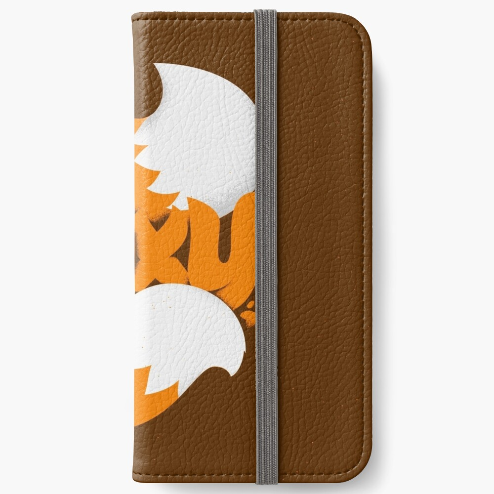 Foxy iPhone Wallet