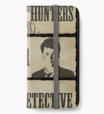The Hunters, The Doctor and The Detective  iPhone Wallet/Case/Skin