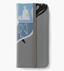 Joss Whedon Coat of Arms  iPhone Wallet/Case/Skin