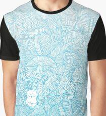 Yarn Ball Pit Graphic T-Shirt