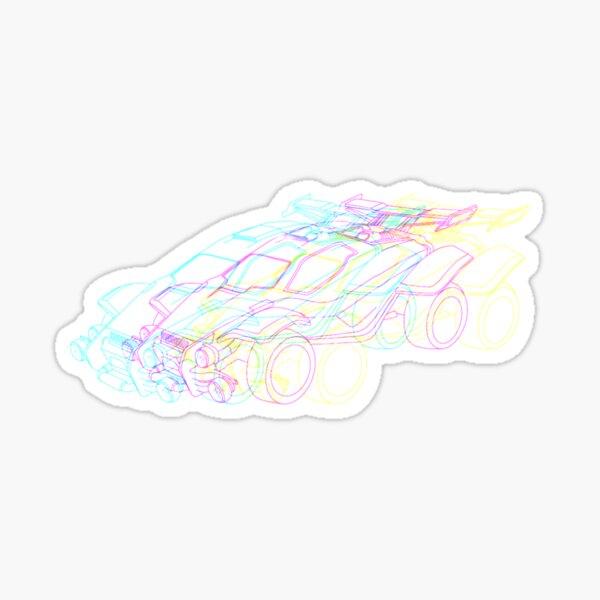 Couleurs d'octane Sticker