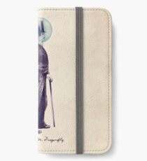 Inspector Dragonfly iPhone Wallet/Case/Skin