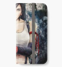 Tifa Lockhart FF7 Portrait iPhone Wallet/Case/Skin