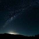 Milky Way, Cradle Mountain National Park by Garth Smith