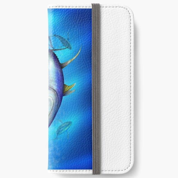Yellowfin Tuna iPhone Wallet