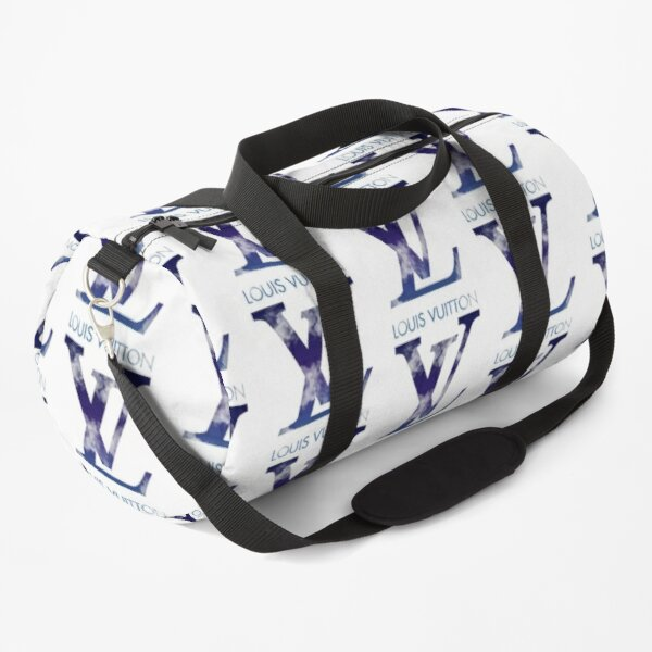 Louis sky cloud Duffle Bag