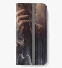 Rumplestiltskin iPhone Flip-Case/Hülle/Klebefolie
