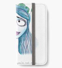 Corpse bride iPhone Wallet/Case/Skin
