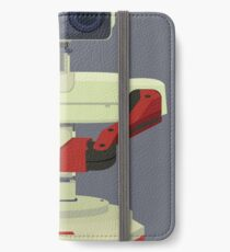 Robot R.O.B. Vector iPhone Wallet/Case/Skin