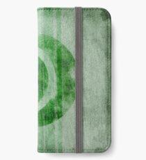 Legend of Zelda - Farore's Pearl Weathered iPhone Wallet/Case/Skin
