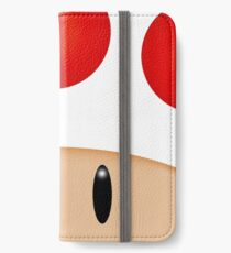 Toad Face iPhone Wallet/Case/Skin