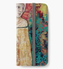 Tattered Saint iPhone Wallet