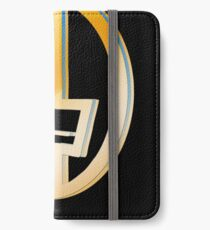 Channel 4 San Diego (Gold) iPhone Wallet/Case/Skin