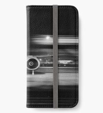 airplane front close-up iPhone Wallet/Case/Skin