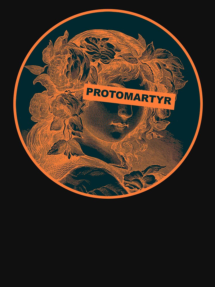 Protomartyr censored by DirtyBootlegs