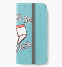 5SOS- sie sieht so perfekt aus iPhone Flip-Case/Hülle/Klebefolie