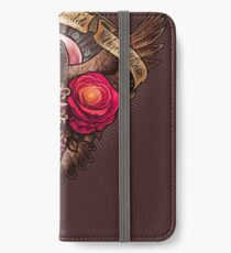 There Are Other Worlds Than These iPhone Wallet/Case/Skin