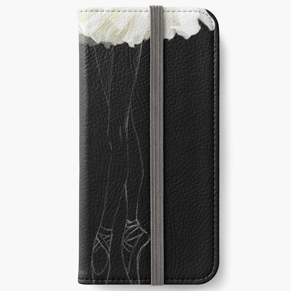 En pointes ballerinas iPhone Wallet