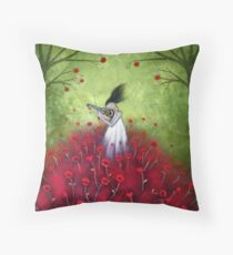 loVe is a symphony  Throw Pillow