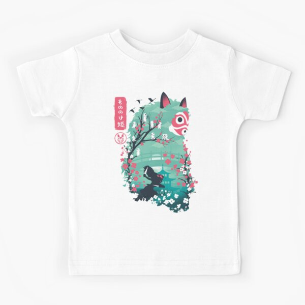 Flowers T-shirt enfant