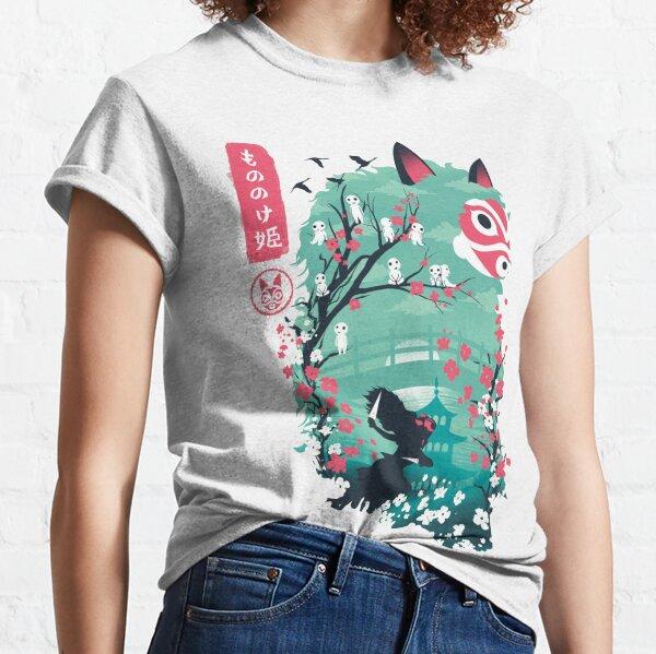 Flowers T-shirt classique