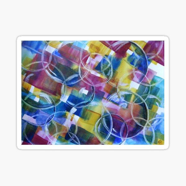 Bubble Fun Sticker