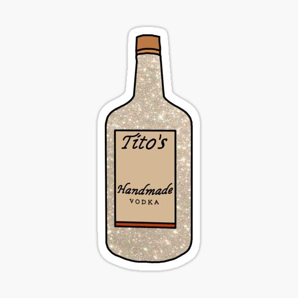 Tito's Sticker