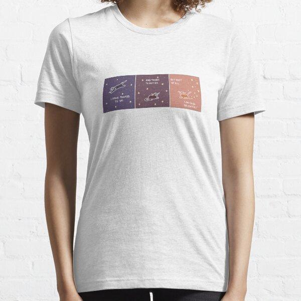 stars cat Essential T-Shirt