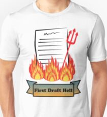 First Draft Hell Slim Fit T-Shirt