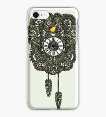Cuckoo Clock Nest iPhone Case/Skin