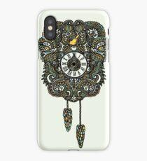 Cuckoo Clock Nest iPhone Case