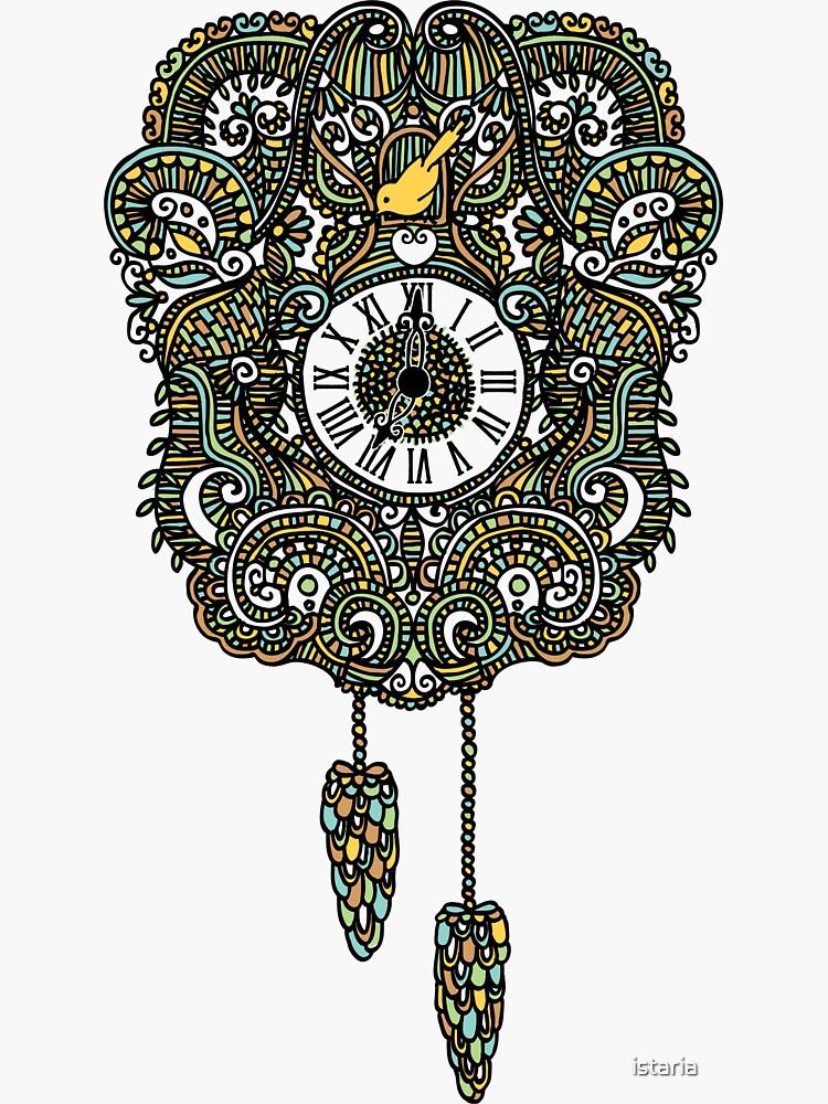 Cuckoo Clock Nest by istaria