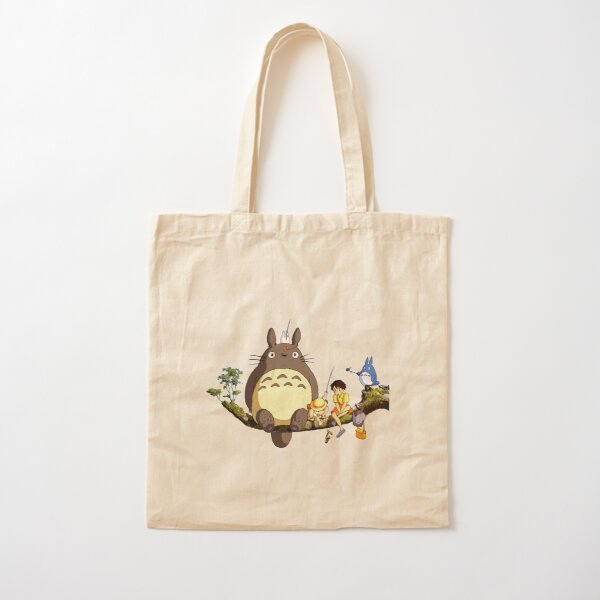Fishing Cotton Tote Bag