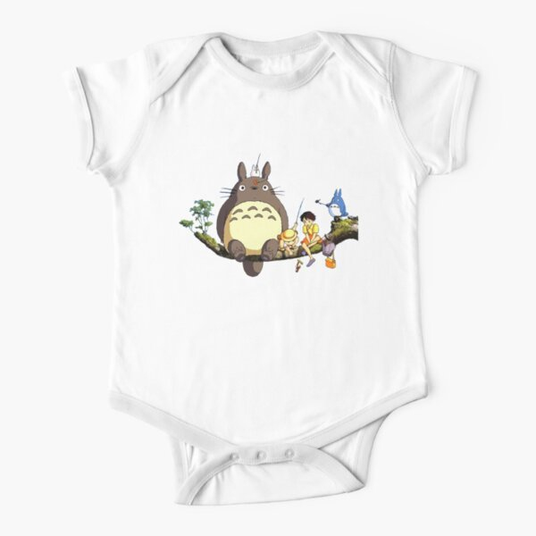 Fishing Short Sleeve Baby One-Piece