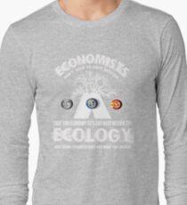 economy ecologist Long Sleeve T-Shirt