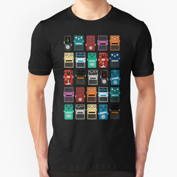 Pedal Board Slim Fit T-Shirt