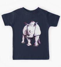 Rhino (Colour) Kids Tee