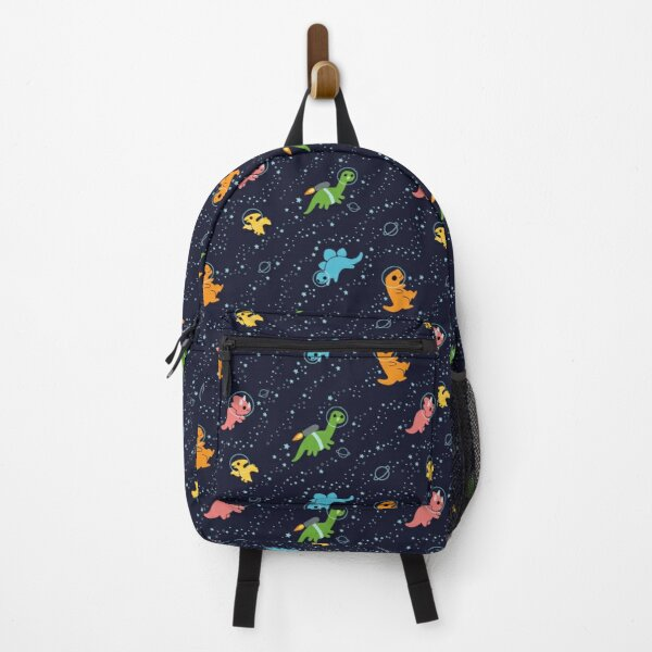 Dinosaurs In Space Backpack