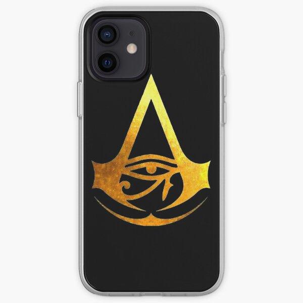 Coques et étuis iPhone sur le thème Assassins Creed Origins ...