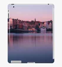 Long Time in Leith iPad Case/Skin