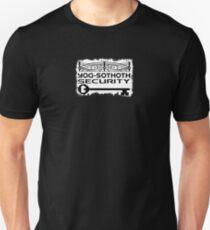 Yog-Sothoth Security Unisex T-Shirt