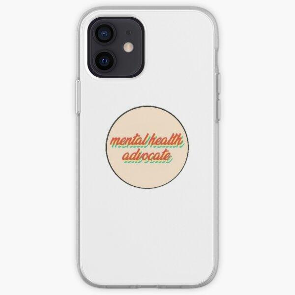 Mental Health Advocate iPhone Soft Case