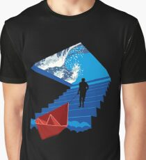 BOATING DREAM Graphic T-Shirt