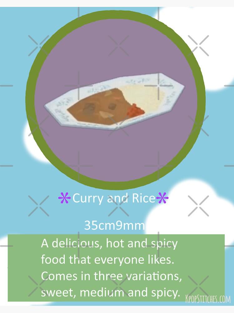 Katamari - Curry Rice from Beautiful Katamari by dubukat