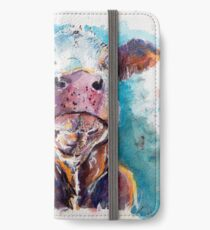 Optimistic Cow iPhone Wallet/Case/Skin