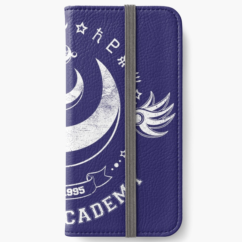 Senshi Akademie iPhone Flip-Case