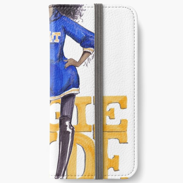 A&T Diva iPhone Wallet