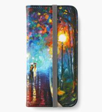 MISTY MOOD - Leonid Afremov iPhone Wallet/Case/Skin